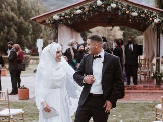 El matrimonio de Gabriela  y Khalid