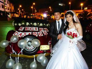 El matrimonio de María Lucila y Joan Sebastian