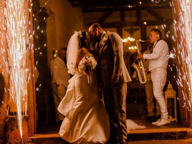 El matrimonio de Cindy y Juan Francisco en Barichara, Santander 4