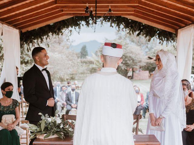 El matrimonio de Khalid  y Gabriela  en Tenjo, Cundinamarca 8