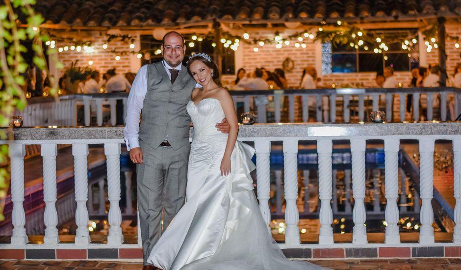 El matrimonio de Cindy y Juan Francisco en Barichara, Santander