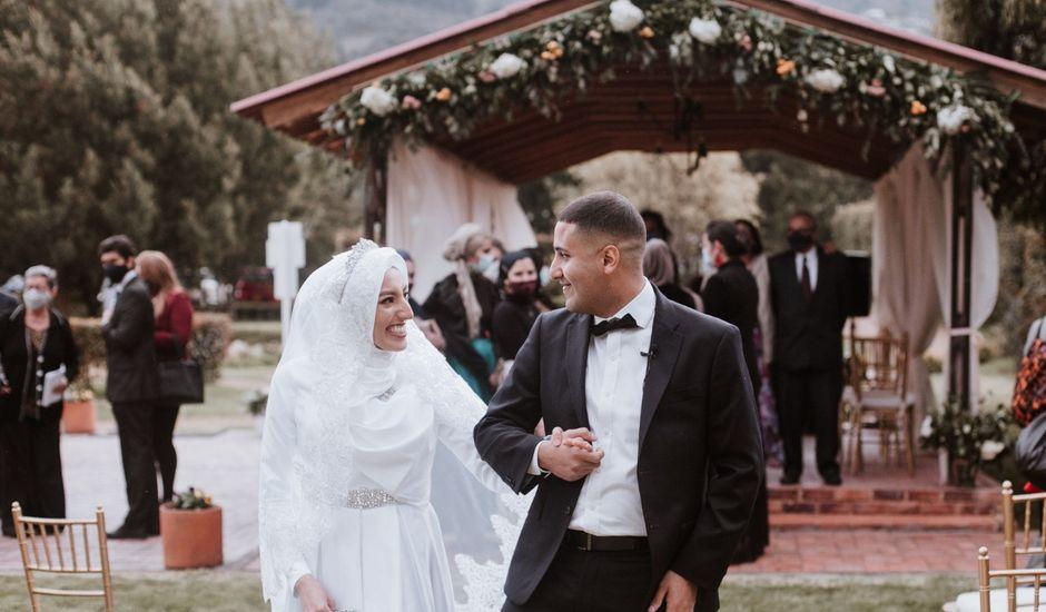 El matrimonio de Khalid  y Gabriela  en Tenjo, Cundinamarca