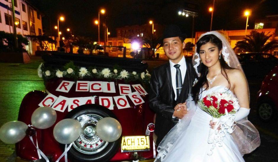 El matrimonio de Joan Sebastian y María Lucila en Bogotá, Bogotá DC