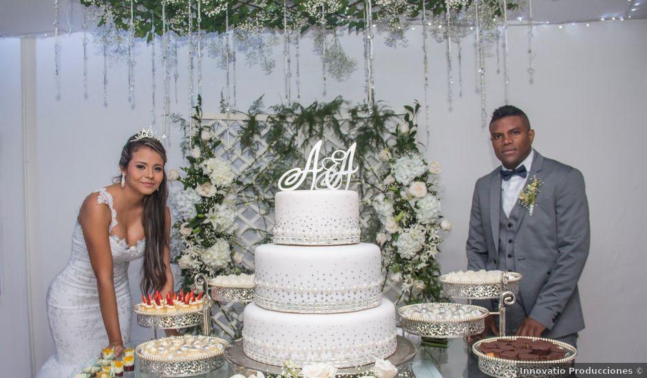 El matrimonio de Álvaro y Ángela en Cali, Valle del Cauca