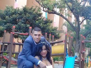 El matrimonio de Paola  y Faber 2