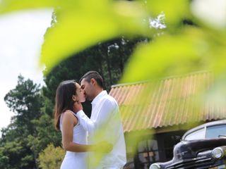 El matrimonio de Viviana Marcela y Andrés Felipe 2