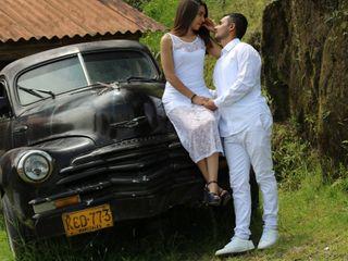 El matrimonio de Viviana Marcela y Andrés Felipe 3