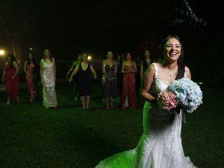El matrimonio de Liliana y Óscar 2