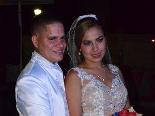 El matrimonio de Lizeth y Eduardo 1