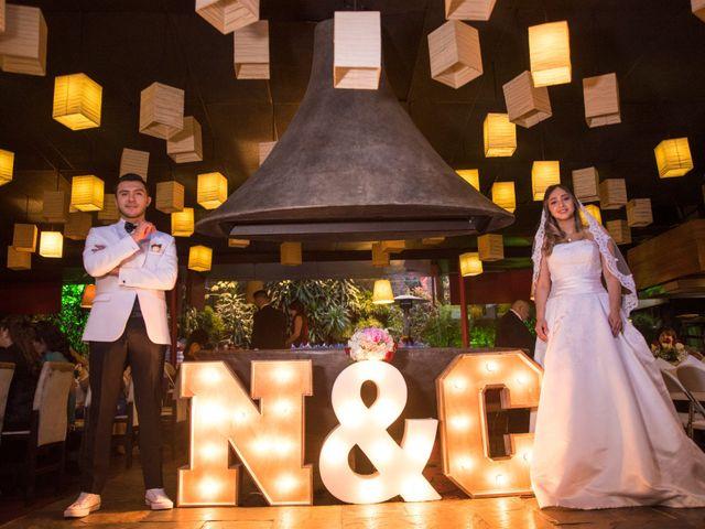 El matrimonio de Cecilia y Nicanor
