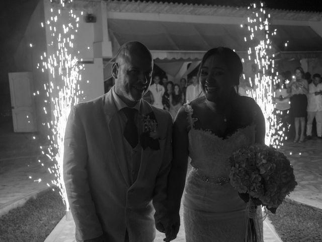 El matrimonio de Óscar y Liliana en Cali, Valle del Cauca 2