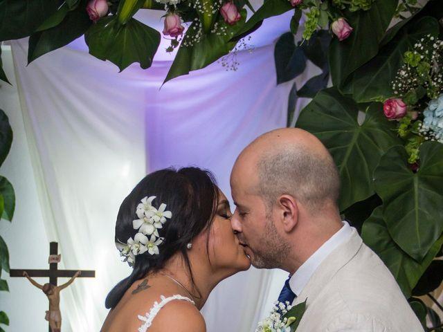 El matrimonio de Óscar y Liliana en Cali, Valle del Cauca 11