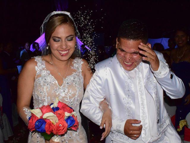 El matrimonio de Lizeth y Eduardo
