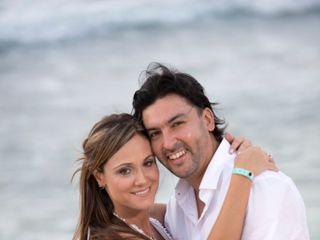 El matrimonio de Lina y Felipe 1
