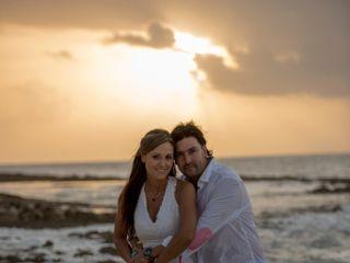 El matrimonio de Lina y Felipe 3