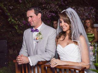 El matrimonio de Jennifer y John 1