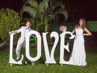 El matrimonio de Jennifer y John 3