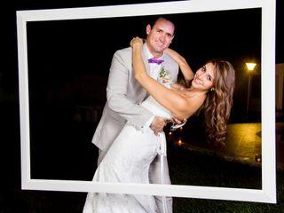 El matrimonio de Jennifer y John