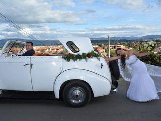 El matrimonio de Nathaly y Giovanni