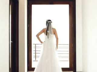 El matrimonio de Jennifer  y Fabián 2