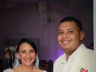 El matrimonio de Alba y Andrés Felipe 3