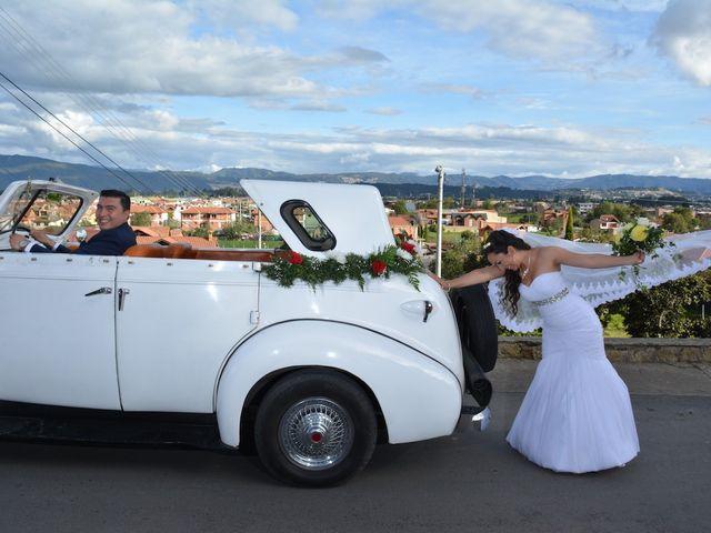 El matrimonio de Giovanni y Nathaly en Cota, Cundinamarca 4