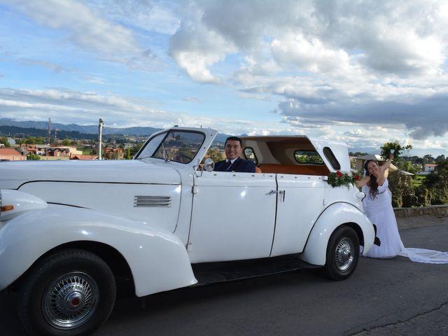El matrimonio de Giovanni y Nathaly en Cota, Cundinamarca 5