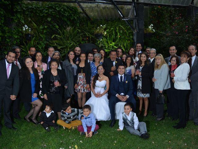 El matrimonio de Giovanni y Nathaly en Cota, Cundinamarca 8