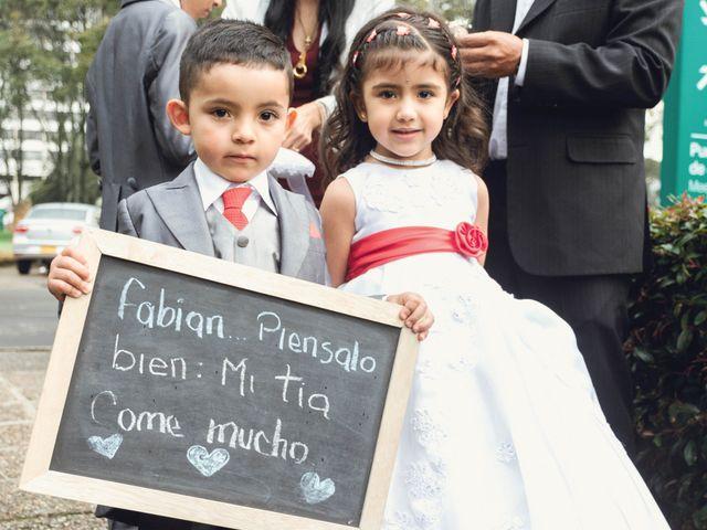 El matrimonio de Fabián y Jennifer  en Bogotá, Bogotá DC 6
