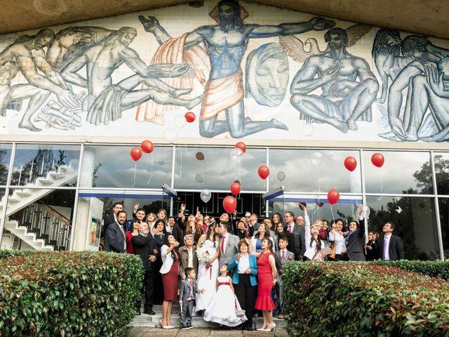 El matrimonio de Fabián y Jennifer  en Bogotá, Bogotá DC 9