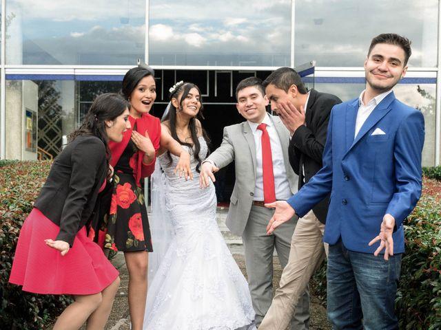 El matrimonio de Fabián y Jennifer  en Bogotá, Bogotá DC 11