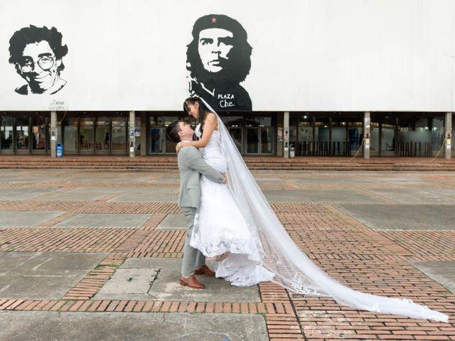 El matrimonio de Fabián y Jennifer  en Bogotá, Bogotá DC 12