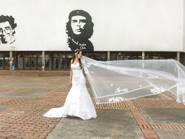 El matrimonio de Fabián y Jennifer  en Bogotá, Bogotá DC 13