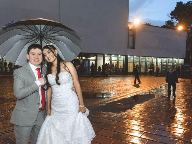 El matrimonio de Fabián y Jennifer  en Bogotá, Bogotá DC 15