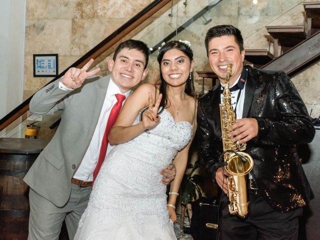 El matrimonio de Fabián y Jennifer  en Bogotá, Bogotá DC 19