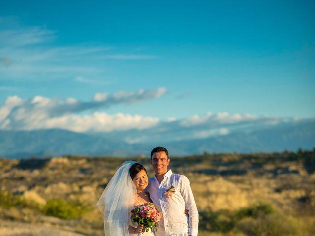El matrimonio de Iván y Johana en Villavieja, Huila 1