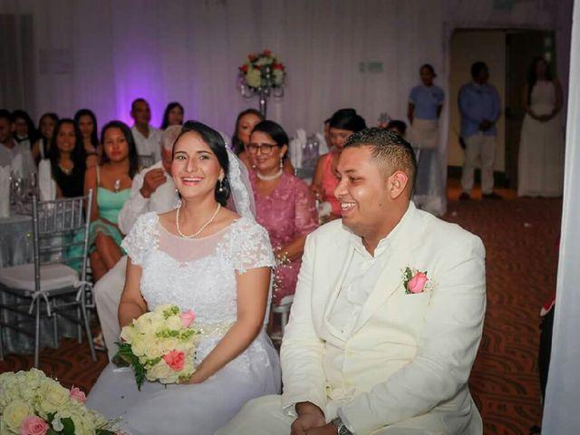 El matrimonio de Andrés Felipe y Alba en Cartagena, Bolívar 1