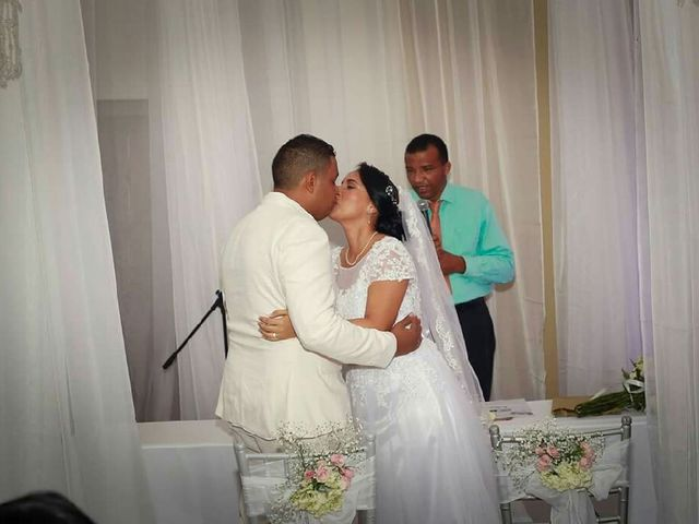 El matrimonio de Andrés Felipe y Alba en Cartagena, Bolívar 2
