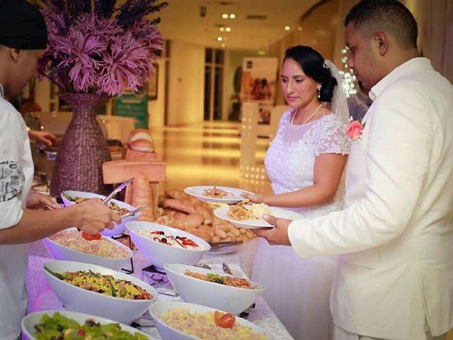 El matrimonio de Andrés Felipe y Alba en Cartagena, Bolívar 6