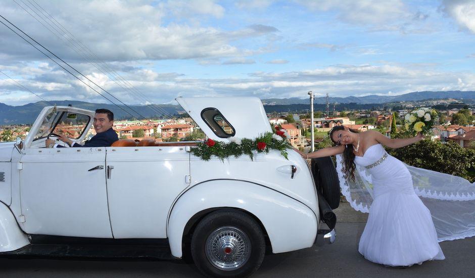 El matrimonio de Giovanni y Nathaly en Cota, Cundinamarca