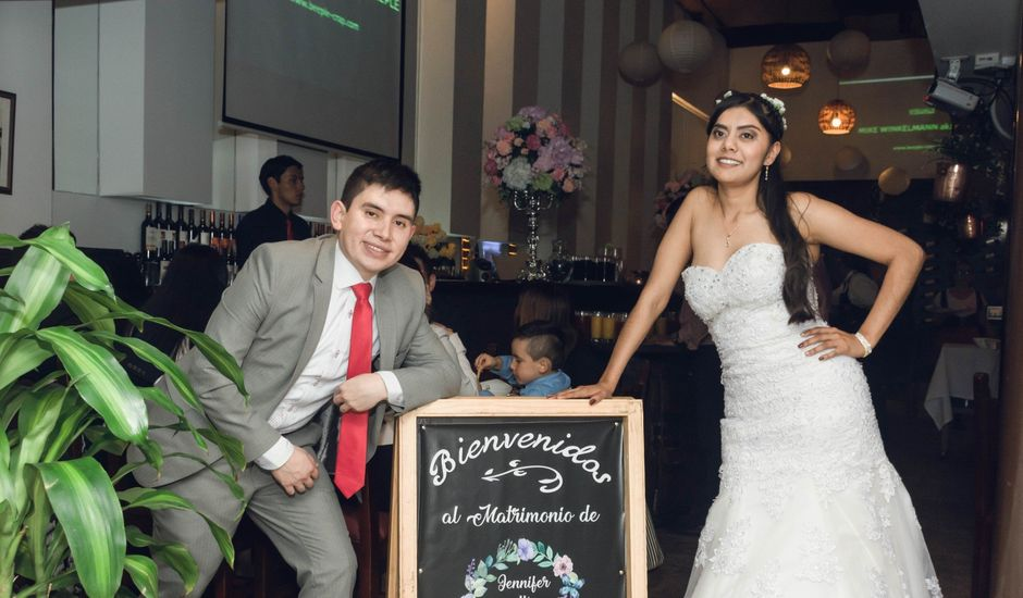 El matrimonio de Fabián y Jennifer  en Bogotá, Bogotá DC