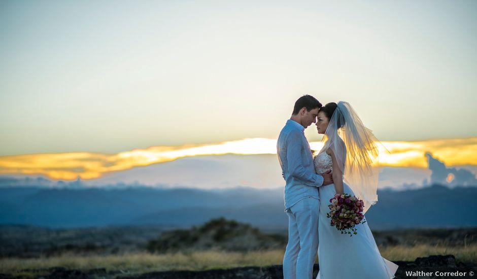 El matrimonio de Iván y Johana en Villavieja, Huila