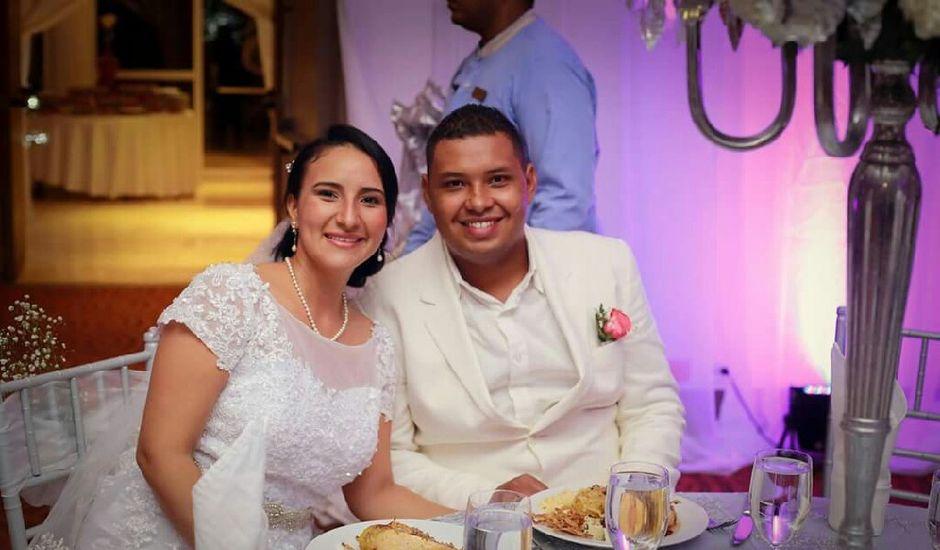 El matrimonio de Andrés Felipe y Alba en Cartagena, Bolívar