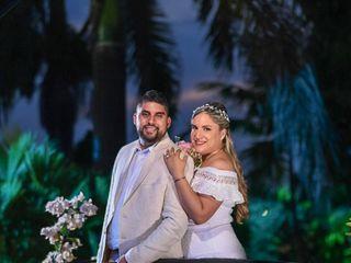 El matrimonio de Tatiana  y Juan Andrés 1