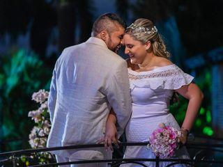 El matrimonio de Tatiana  y Juan Andrés 2
