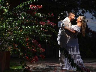 El matrimonio de Tatiana  y Juan Andrés