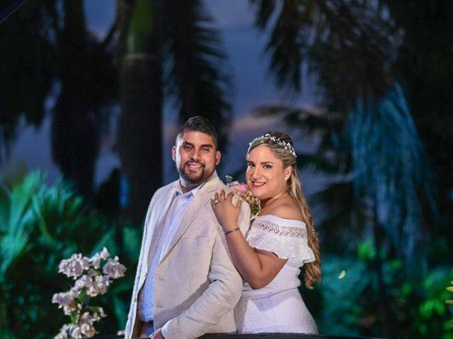 El matrimonio de Juan Andrés y Tatiana  en El Cerrito, Valle del Cauca 1
