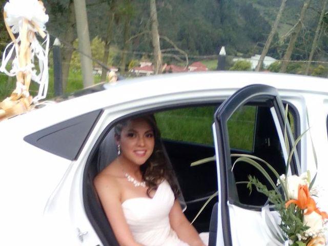 El matrimonio de Andrés y Nathalie   en Subachoque, Cundinamarca 3