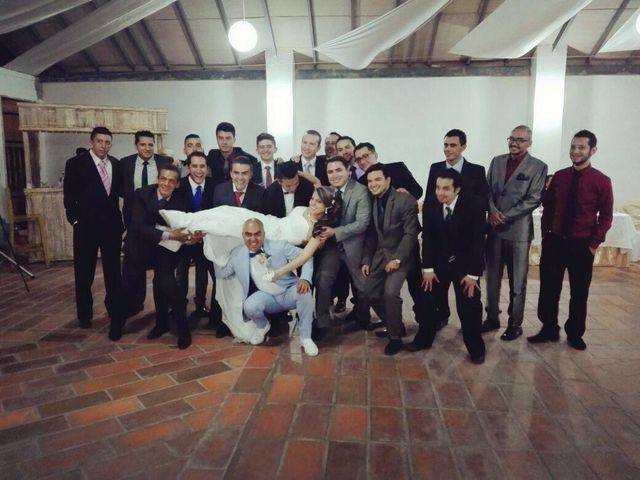 El matrimonio de Andrés y Nathalie   en Subachoque, Cundinamarca 8