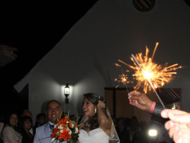 El matrimonio de Andrés y Nathalie   en Subachoque, Cundinamarca 17